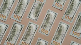 briefjes geld sparen