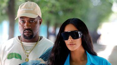 kim kardashian kanye west ontmoet