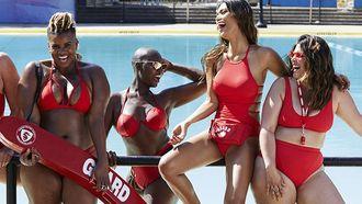 normale vrouwen zwemkleding