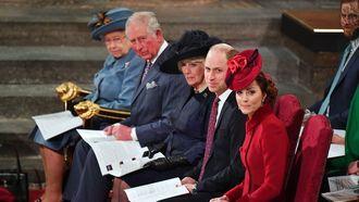 Royal Family regels streng