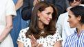 Kate Middleton Meghan Markle oranje
