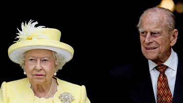 prins philip foto's britse koningshuis