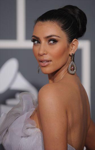 Kim Kardashian beautylooks