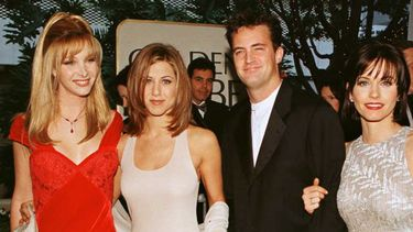 friends matthew perry vader