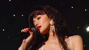shot uit Selena: The Series