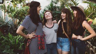 vriendengroep na studie