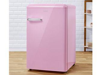 Roze koelkast Lidl