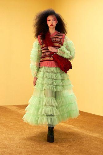 london fashion week highlights 2021
