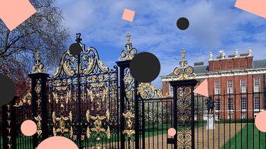 Kensington palace trouwen
