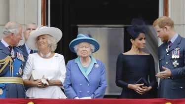 royals reacties meghan markle