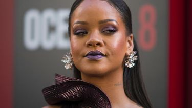 Foto van Rihanna, Fenty eyeliner