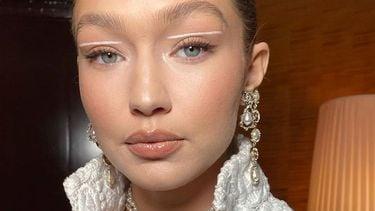 witte eyeliner make-uptrend