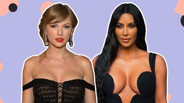 kim kardashian taylor swift interview