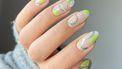 abstracte nailart nagels inspiratie lente