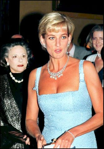 prinses diana outfits
