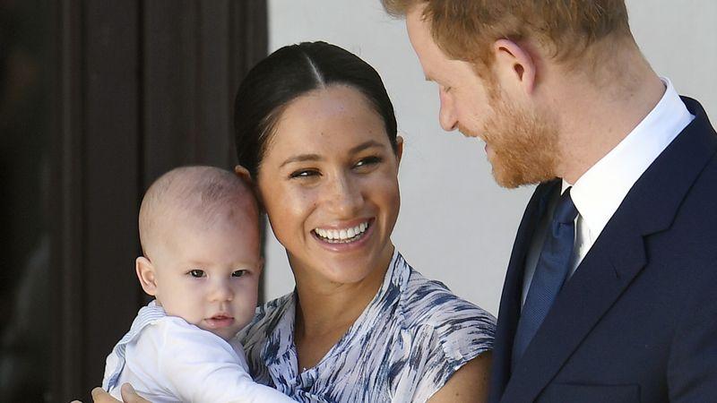 Meghan Markle kinderboek Prins Harry