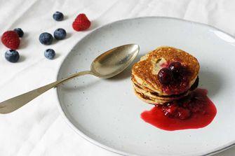 recepten gezonde pannenkoeken
