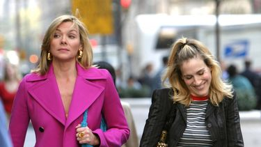sex and the city sarah jessica parker kim cattrall
