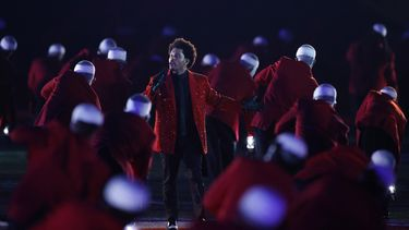 super bowl the weeknd verband