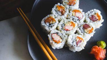 sushi recept gerechten