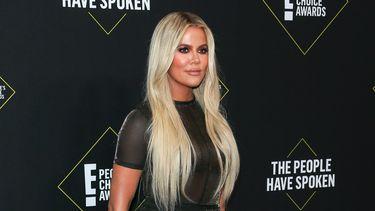 khloe kardashian natuurlijke haar