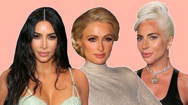 weekly recap (Kim Kardashian, Paris HIlton, Lady Gaga)