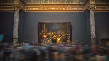 nachtwacht Rembrandt verhaal