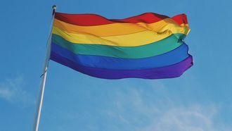 regenboogvlag, Gay Pride 2018 Amsterdam