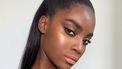 gouden smokey eye make-up inspiratie