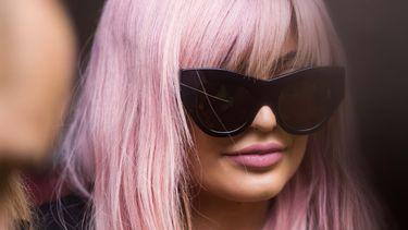 roze haar Kylie jenner
