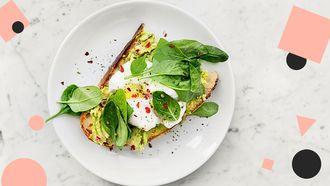 avocado op toast