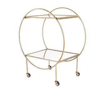 bar cart trolley