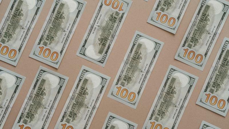 briefjes van 100