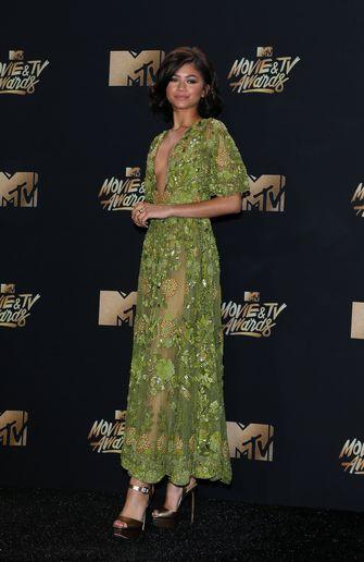 Zendaya MTV Music Awards 2017