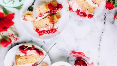 vegan taart recepten
