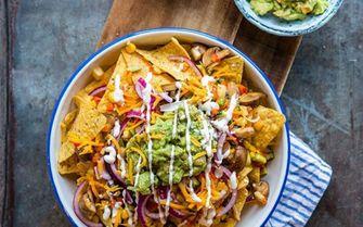 nacho recept