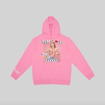 hoodie miley cyrus marc jacobs
