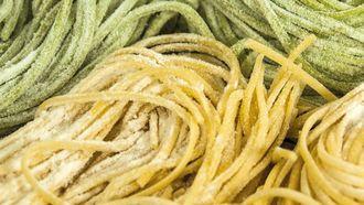 pasta, afvallen koolhydraten koolhydraatarm dieet