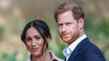 Prins Harry Meghan Markle stap terug koningshuis