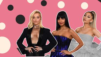 grammy awards celebrities outfits rode loper