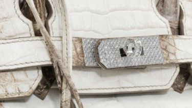 de duurste hermès birkin tas in europa is verkocht voor 200.000 euro
