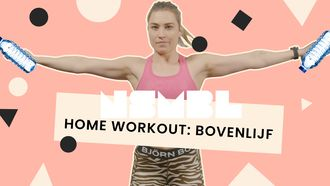 workout video bovenlichaam