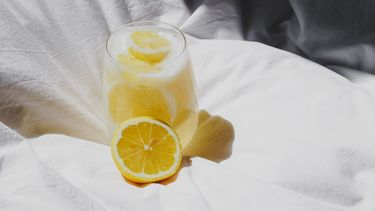 whipped lemonade zomer drankje