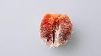 Mandarijn, Grace Victory menstruatie foto