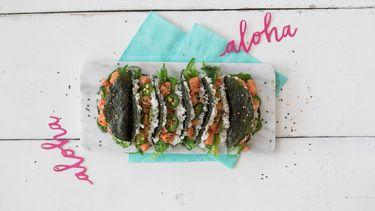 Poké Taco's Internationale Sushi Dag