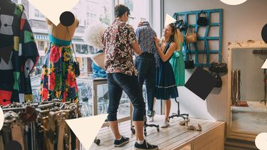 vintage winkels tweedehands kleding