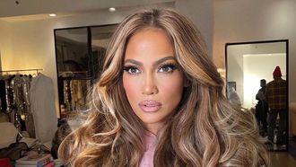 expensive hair jennifer lopez natuurlijke haar