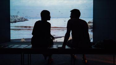 twee mensen in een relatie hebben ruzie