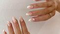 simpele nailart nagels