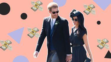 kosten royal wedding